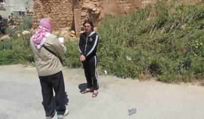 miliziano di al Nusra legge sentenza