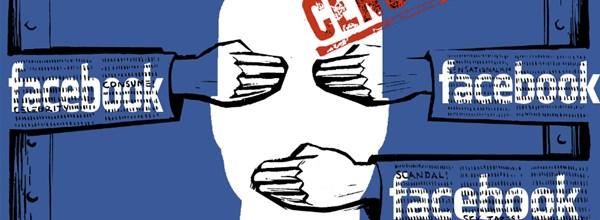 Facebook non può imporci una dittatura informatica violando le leggi dello Stato sulla libertà d'espressione