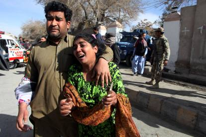 Pakistan, attentato in una chiesa metodista