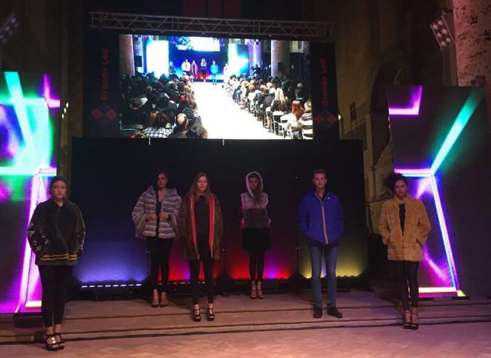 La filata di moda in San Domenico ad Alba