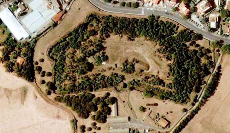 Parco Forte Bravetta
