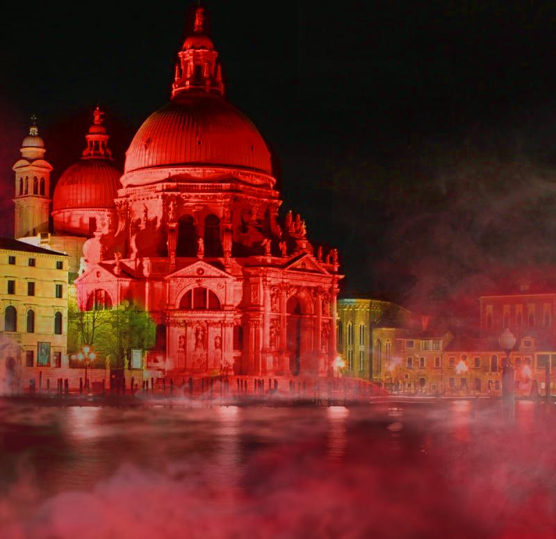 venezia-in-rosso-basilica-salute