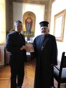 Sua Beatitudine Ignazio Youssef III Younan, Patriarca siro cattolico di Antiochia